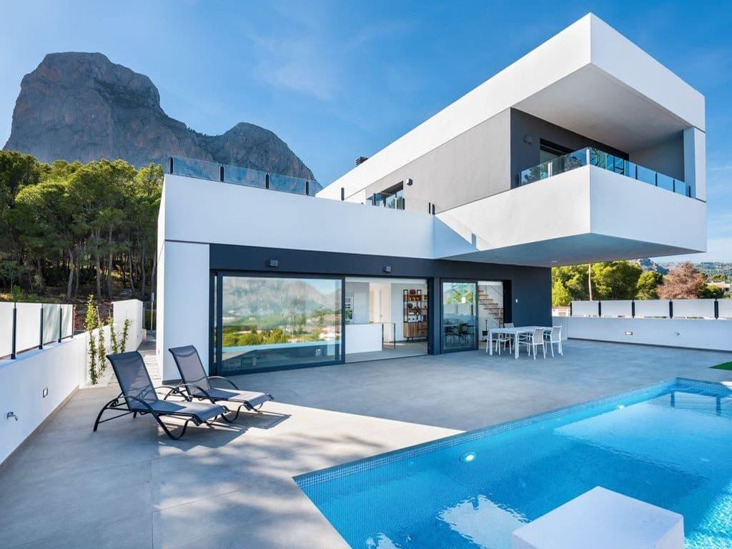 Chalet de 3 habitaciones en Polop en venta - 555.000 € (Ref: 4996467)