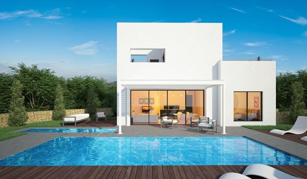 Chalet de 3 habitaciones en Las Colinas Golf en venta con piscina - 469.000 € (Ref: 4996475)