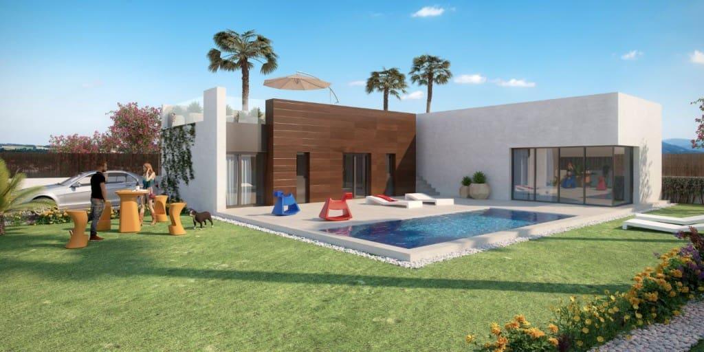3 bedroom Villa for sale in Algorfa with pool - € 339,000 (Ref: 4996515)