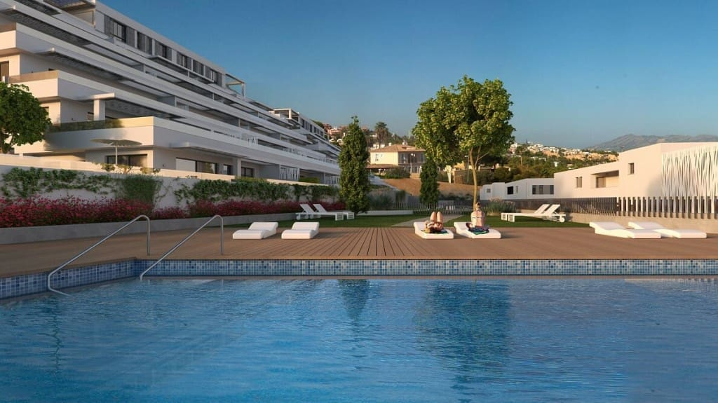 2 bedroom Apartment for sale in Finestrat with pool - € 211,300 (Ref: 4996570)