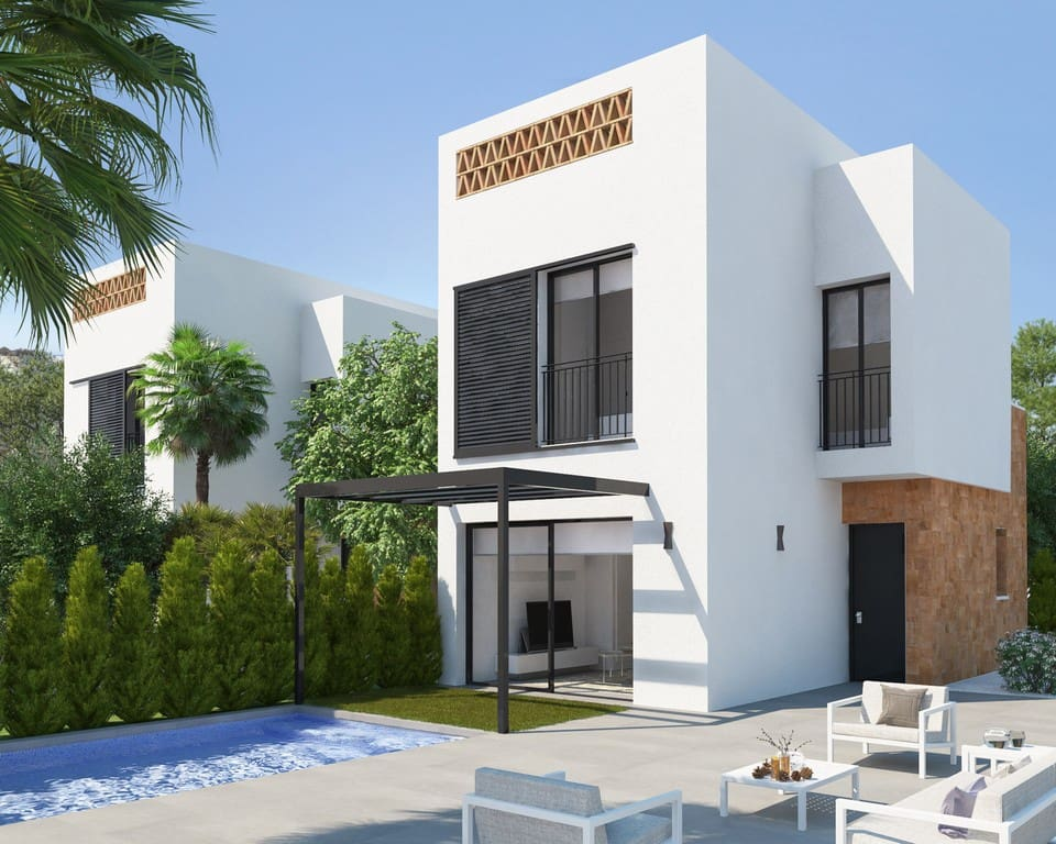 Chalet de 3 habitaciones en Benijófar en venta - 295.990 € (Ref: 4996729)