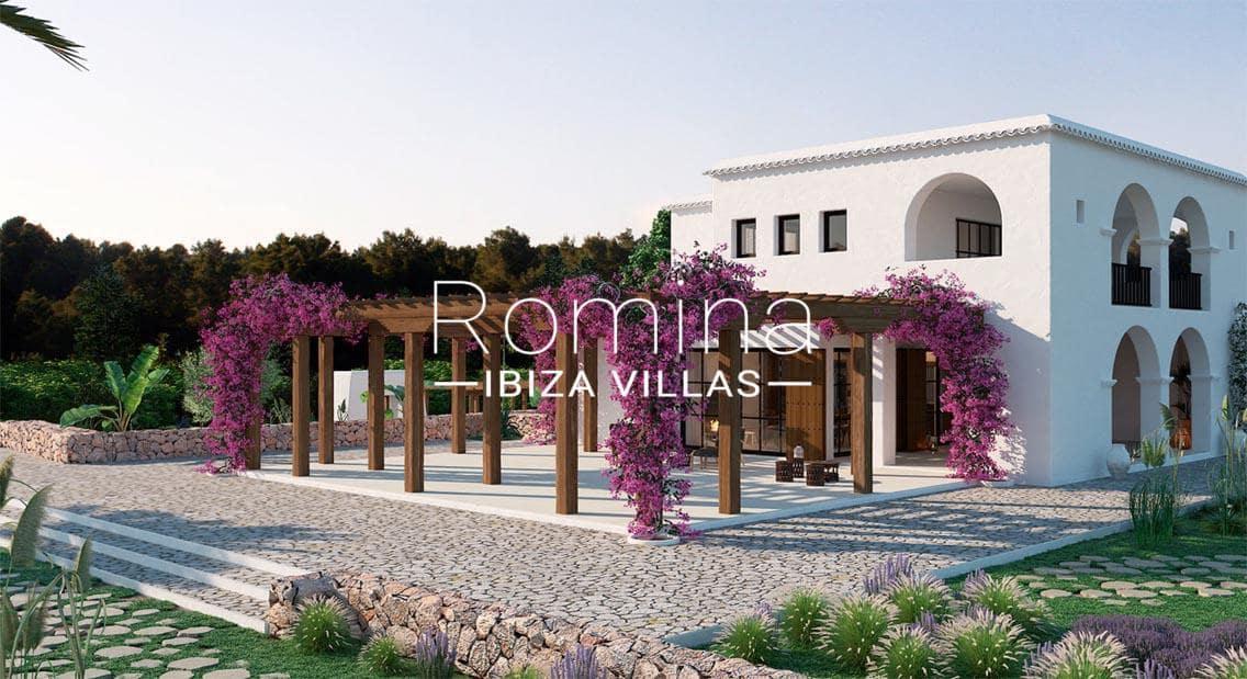 6 quarto Quinta/Casa Rural para venda em Santa Gertrudis de Fruitera com piscina garagem - 2 950 000 € (Ref: 4833943)
