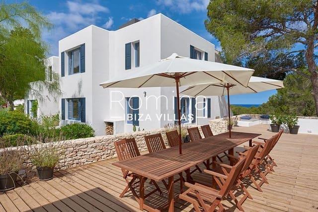 6 sypialnia Willa na sprzedaż w Cala Salada z basenem - 2 900 000 € (Ref: 4849977)