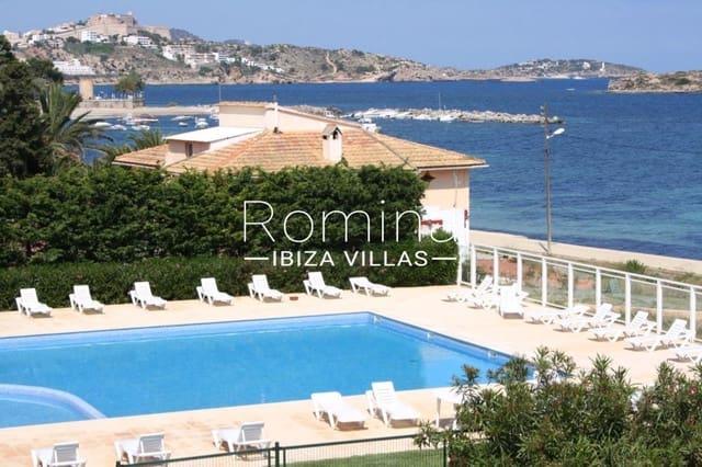 2 sovrum Lägenhet till salu i Playa d'en Bossa med pool garage - 545 000 € (Ref: 5115296)