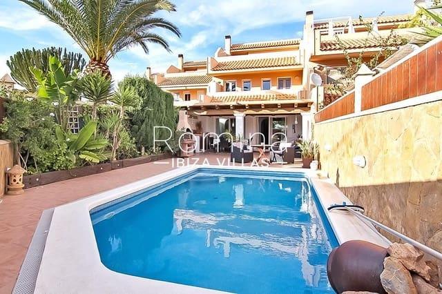 3 Zimmer Apartment zu verkaufen in Sant Jordi de Ses Salines mit Pool Garage - 662.000 € (Ref: 5708259)