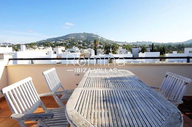 2 soveværelse Penthouse til salg i Nuestra Senora de Jesus - € 430.000 (Ref: 5757657)