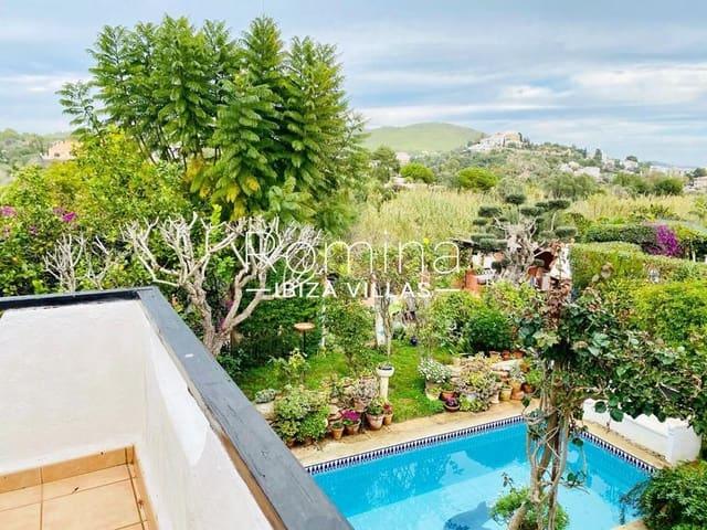 3 quarto Moradia Geminada para venda em Santa Eulalia / Santa Eularia com piscina garagem - 795 000 € (Ref: 5779332)
