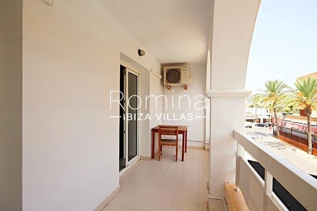 3 soveværelse Lejlighed til salg i Playa d'en Bossa - € 375.000 (Ref: 5821310)