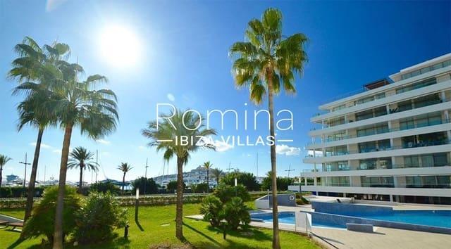 2 soveværelse Lejlighed til salg i Ibiza by - € 1.050.000 (Ref: 6025605)
