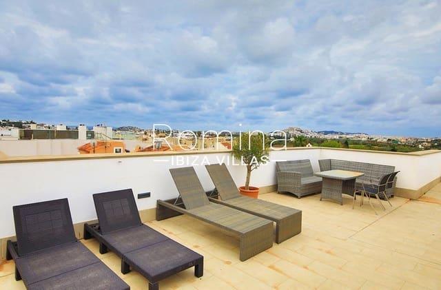 4 sypialnia Penthouse na sprzedaż w Nuestra Senora de Jesus - 1 290 000 € (Ref: 6045234)