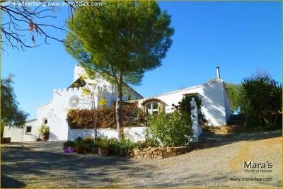 6 Zimmer Finca/Landgut zu verkaufen in El Gastor mit Pool - 349.000 € (Ref: 5428625)