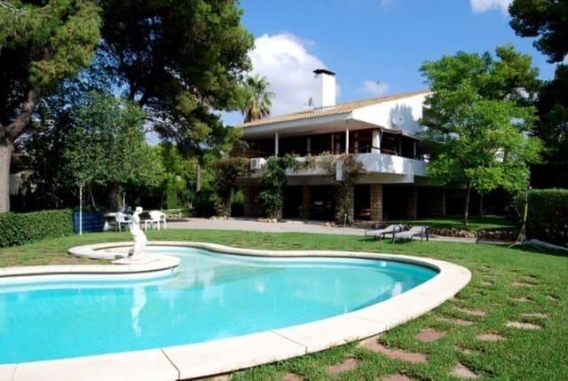 5 quarto Moradia para venda em Torrent com piscina garagem - 1 350 000 € (Ref: 4284468)