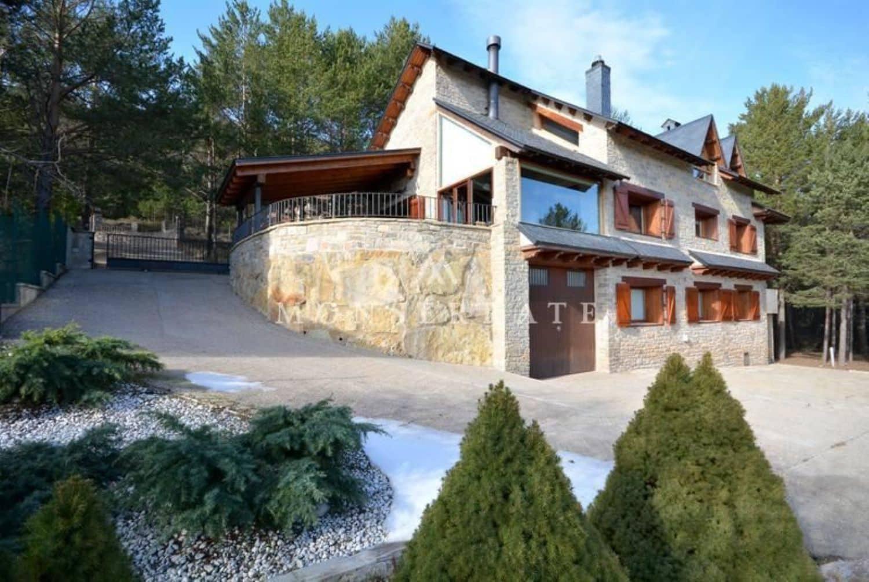 Chalet de 5 habitaciones en Alcalá de la Selva en venta con garaje - 700.000 € (Ref: 5299543)