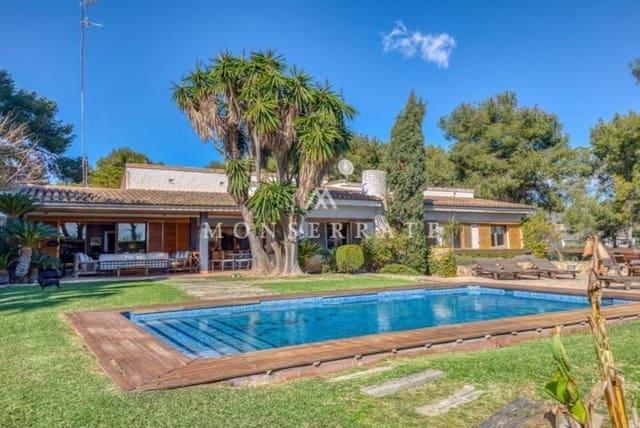 5 quarto Moradia para venda em Rocafort com piscina garagem - 1 400 000 € (Ref: 5919101)