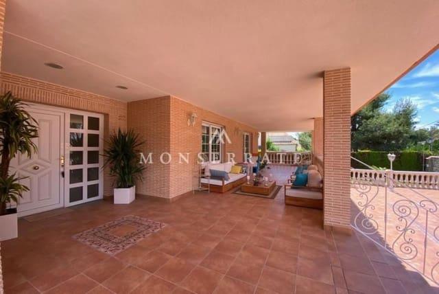 4 soveværelse Villa til leje i Serra med swimmingpool garage - € 2.700 (Ref: 5996558)