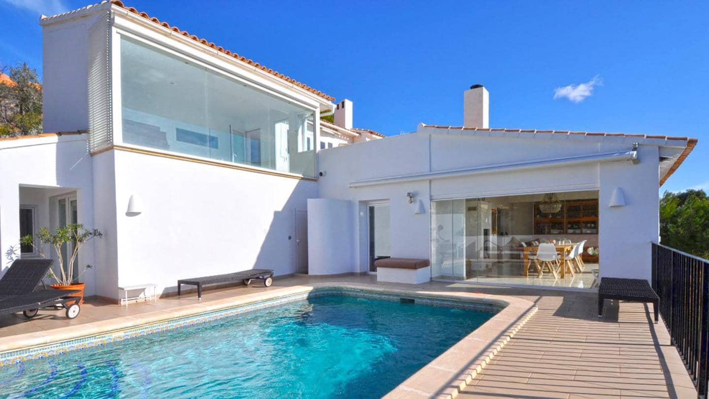 6 bedroom Villa for sale in Altea - € 950,000 (Ref: 6118583)
