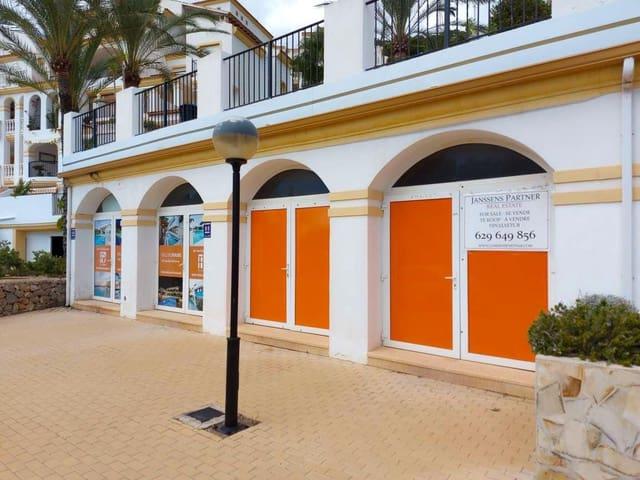 1 makuuhuone Yritys myytävänä paikassa Altea - 87 500 € (Ref: 6379158)