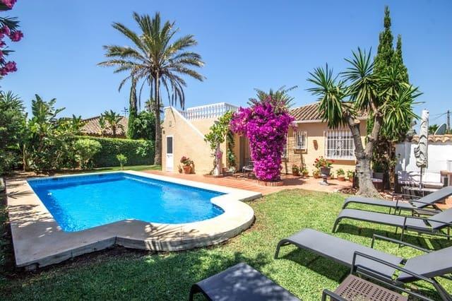 Chalet de 3 habitaciones en Marbesa en alquiler vacacional con piscina garaje - 1.990 € (Ref: 4806470)