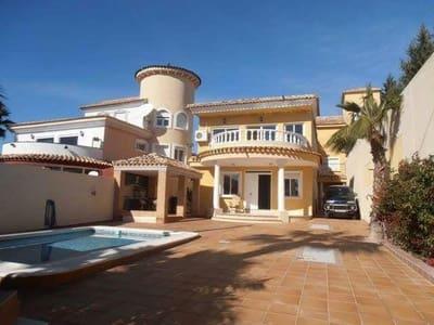 4 sovrum Villa att hyra i Vistabella med pool - 1 100 € (Ref: 4923830)