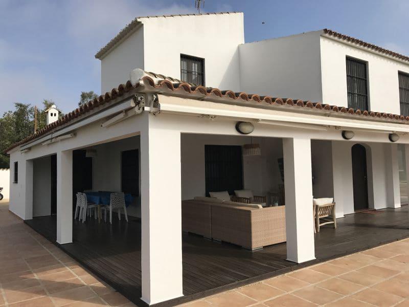 4 bedroom Villa for rent in Santa Pola with pool - € 1,750 (Ref: 4945884)