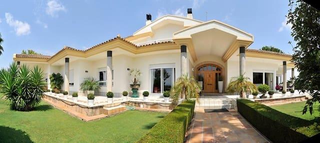 7 sypialnia Willa do wynajęcia w Lorca z basenem - 18 000 € (Ref: 4945979)