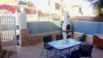 2 slaapkamer Bungalow te huur in Gran Alacant met zwembad - € 450 (Ref: 4945995)