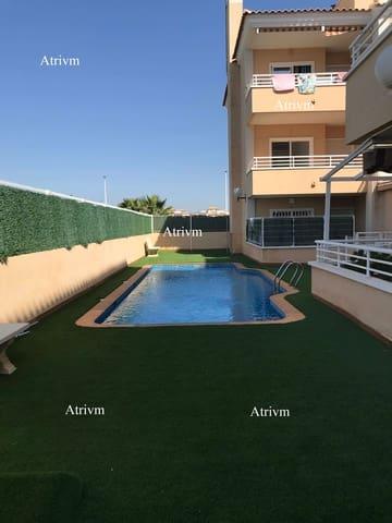 2 soverom Leilighet til leie i La Marina del Pinet med svømmebasseng - € 450 (Ref: 5639063)