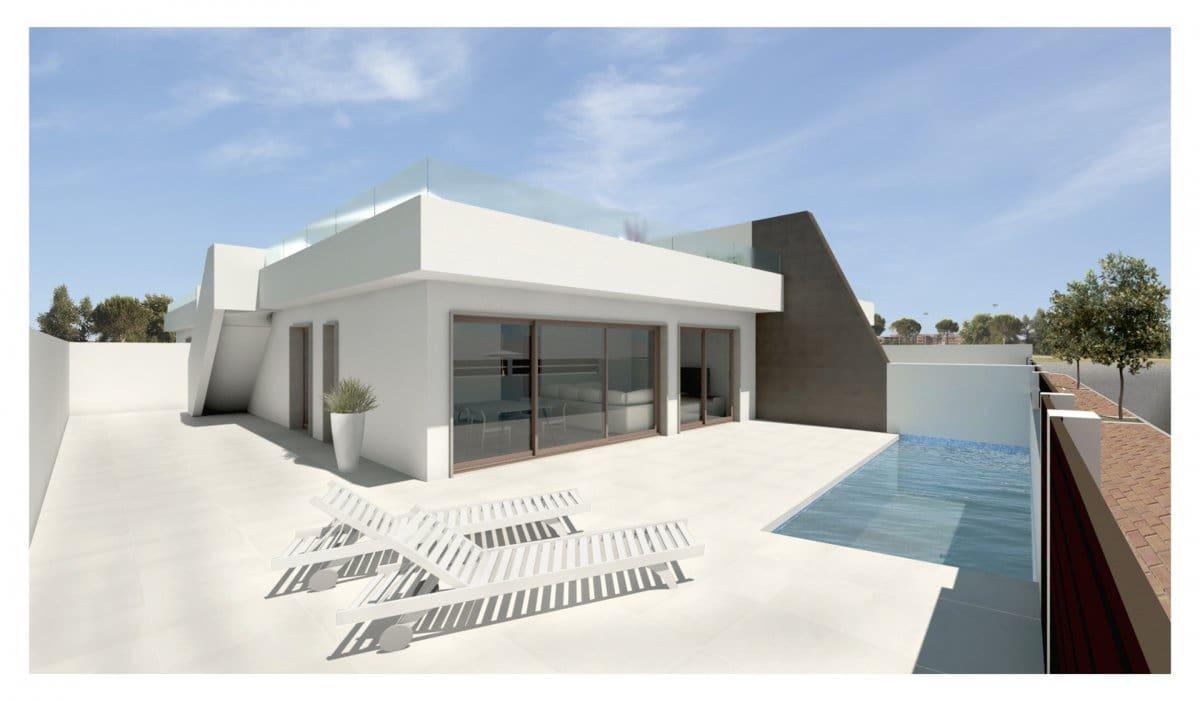 Chalet de 3 habitaciones en Pilar de la Horadada en venta con piscina - 244.900 € (Ref: 4514818)