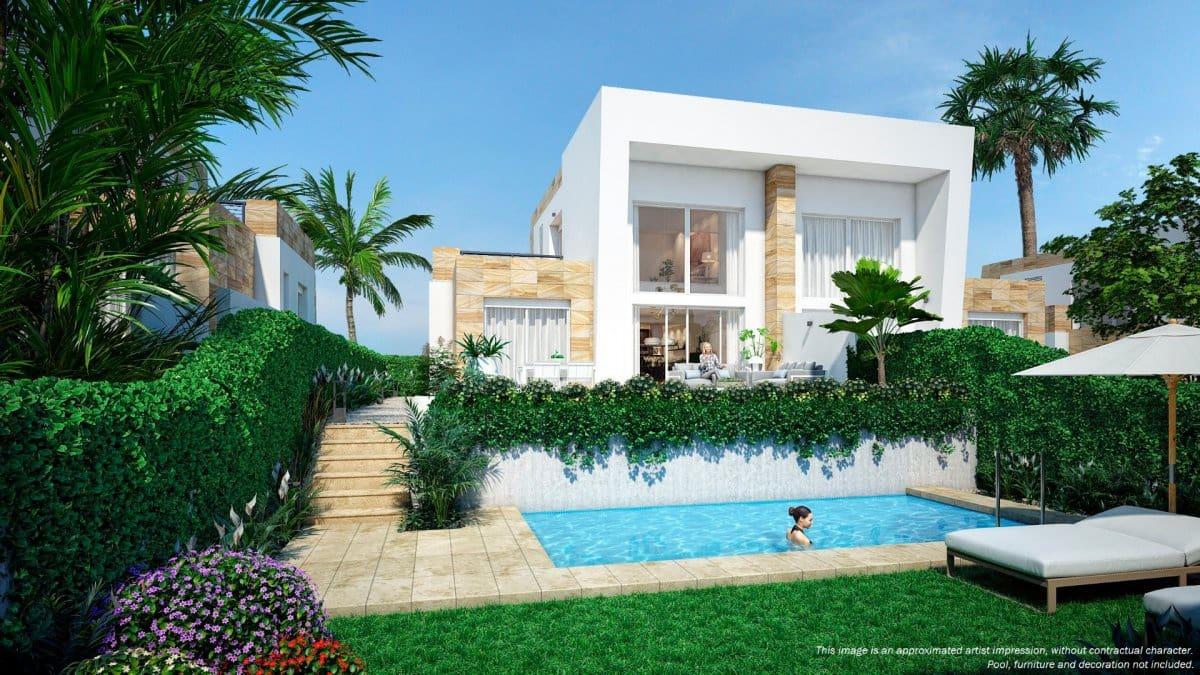 3 bedroom Villa for sale in Algorfa with pool - € 275,000 (Ref: 4514849)