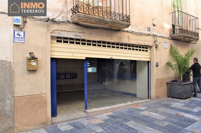 Kommersiell til leie i Lorca - € 500 (Ref: 4521023)