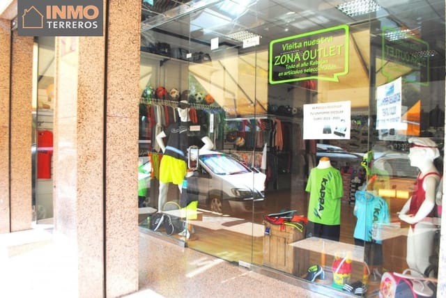 Kommersiell till salu i Aguilas - 140 000 € (Ref: 4688033)