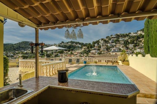 8 soveværelse Villa til salg i Montemar med swimmingpool - € 649.000 (Ref: 5053019)
