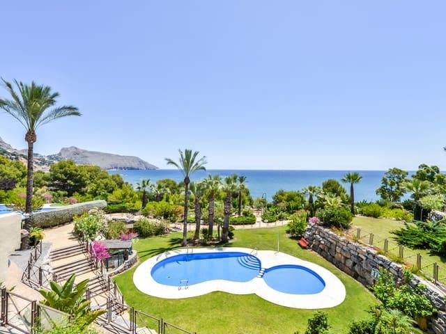 4 makuuhuone Rivitalo myytävänä paikassa Altea mukana uima-altaan - 935 000 € (Ref: 5531521)