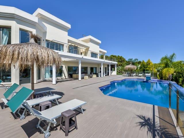 5 quarto Moradia para venda em Benissa com piscina - 2 200 000 € (Ref: 5553354)