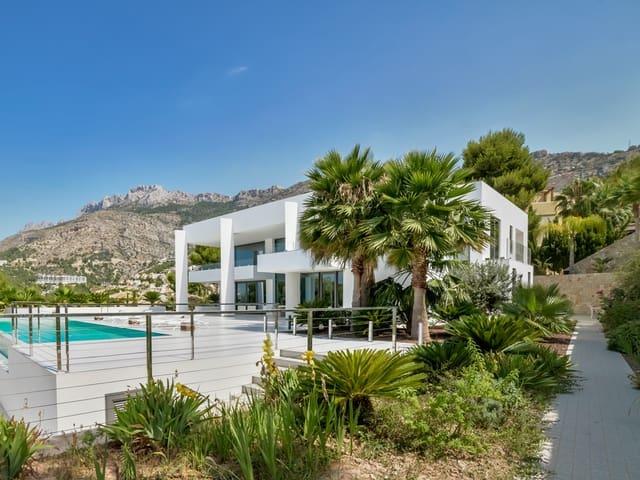 7 soveværelse Villa til salg i Altea med swimmingpool garage - € 7.500.000 (Ref: 5824376)