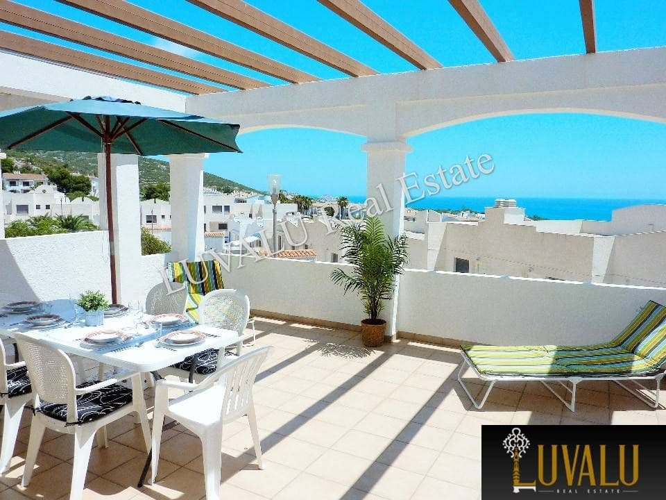 2 bedroom Apartment for holiday rental in Peniscola with pool - € 740 (Ref: 3682702)