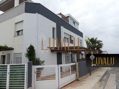 Pareado de 3 habitaciones en Càlig en venta - 135.000 € (Ref: 3986953)