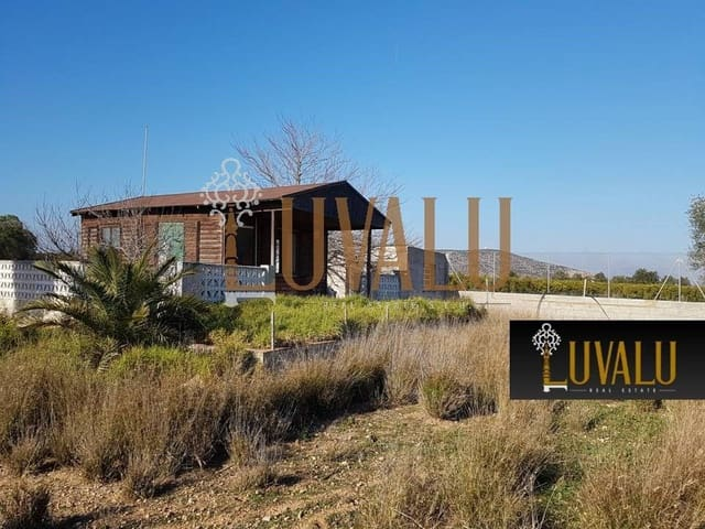 1 chambre Finca/Maison de Campagne à vendre à Benicarlo - 75 000 € (Ref: 4543022)