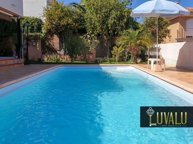 6 sypialnia Dom blizniak na sprzedaż w Peniscola z basenem garażem - 235 000 € (Ref: 6204174)