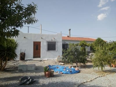 2 bedroom Finca/Country House for sale in Somontin - € 99,000 (Ref: 4723080)