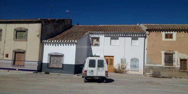 4 chambre Maison de Ville à vendre à Las Vertientes - 70 000 € (Ref: 5126262)