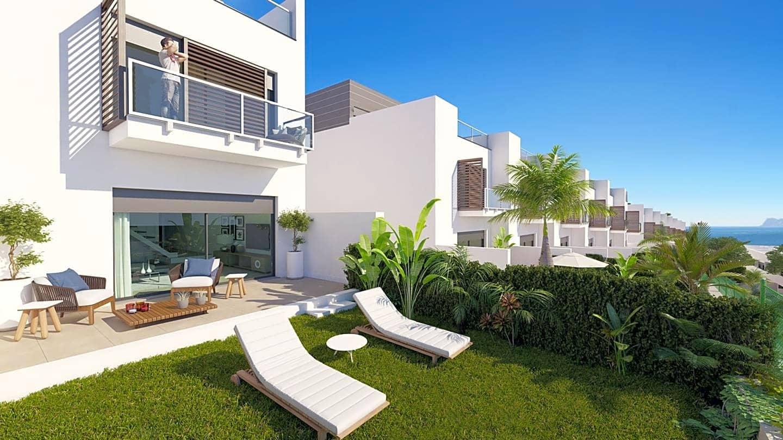 3 bedroom Villa for sale in Manilva with pool - € 285,000 (Ref: 5181835)