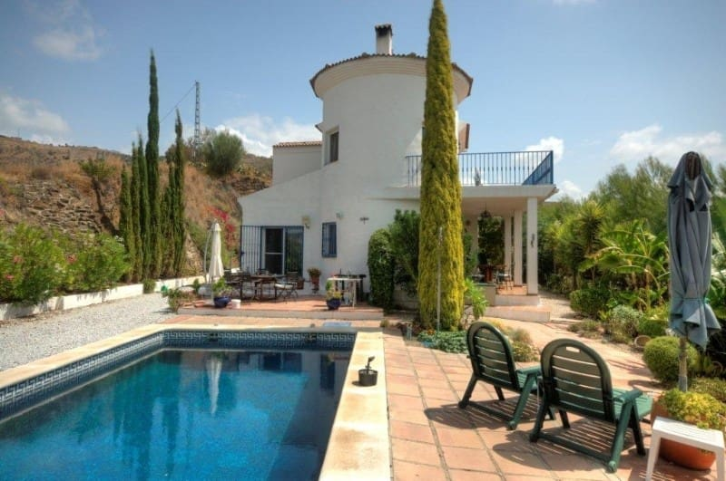 3 bedroom Villa for sale in Benamargosa - € 248,000 (Ref: 4772905)