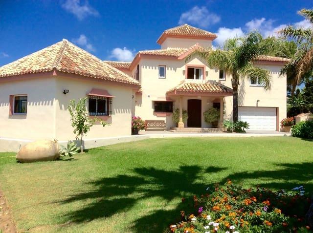5 soveværelse Villa til leje i Calahonda med swimmingpool garage - € 5.000 (Ref: 5914727)