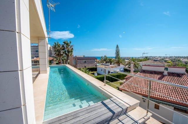 4 sovrum Villa till salu i La Zenia med pool garage - 1 400 000 € (Ref: 3454805)