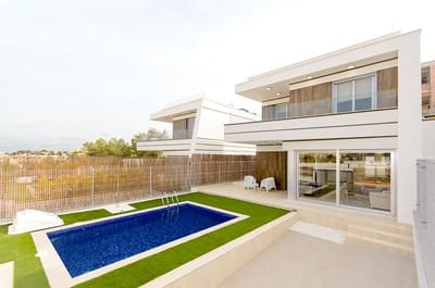 3 bedroom Villa for sale in Filipinas with pool - € 319,000 (Ref: 3842776)
