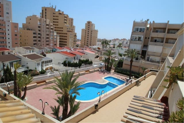 2 bedroom Penthouse for sale in Torrelamata with pool - € 99,000 (Ref: 3953506)