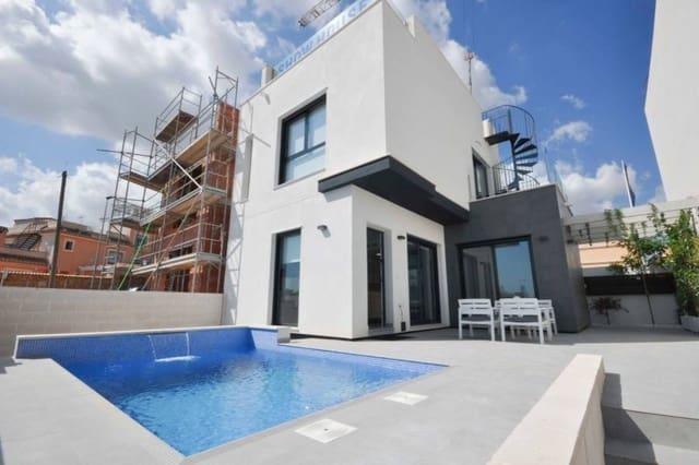 Chalet de 3 habitaciones en Villamartin en venta con piscina garaje - 235.000 € (Ref: 4090983)