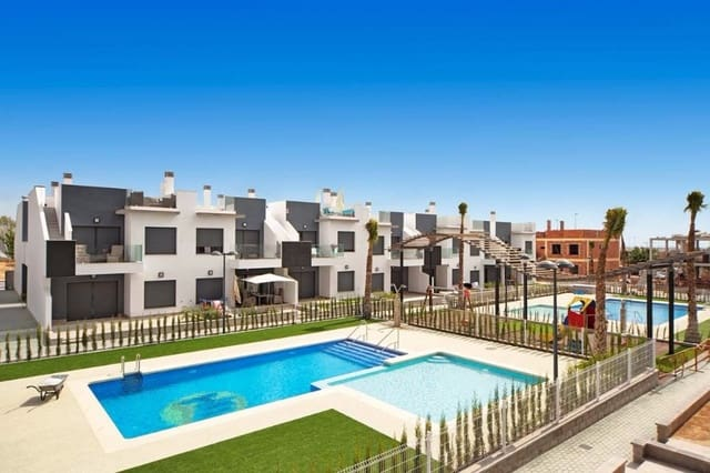 1 sovrum Bungalow till salu i Pilar de la Horadada med pool garage - 112 000 € (Ref: 4124344)