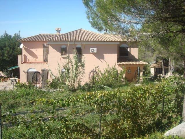 5 sypialnia Willa na sprzedaż w Terrateig z basenem - 370 000 € (Ref: 5753687)